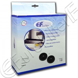 Charcoal active filter Euro Filter FKS307