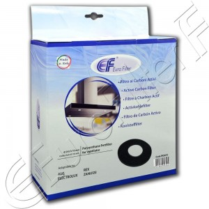 Charcoal active filter Euro Filter FKS010