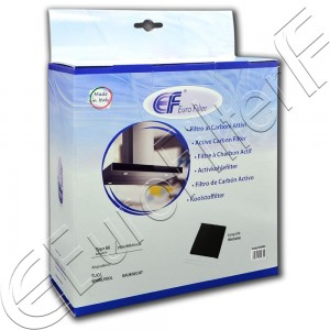 Charcoal active filter Euro Filter FKS406
