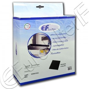 Charcoal active filter Euro Filter FKS431