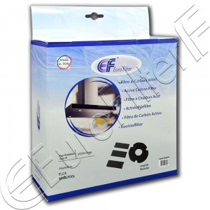 Charcoal active filter Euro Filter FKS433