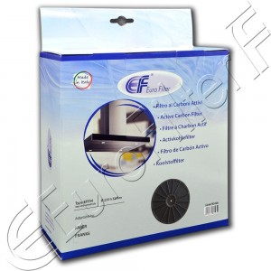 Charcoal active filter Euro Filter FKS128