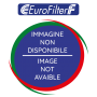 Charcoal active filter Euro Filter FKS385