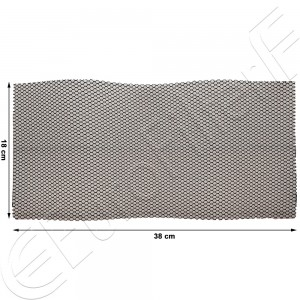 Universal Electrostatic Filter 180 x 380 mm to be cut out FEK02
