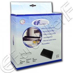 Charcoal active filter Euro Filter FKS159