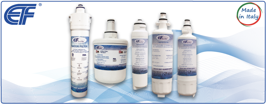 Water Filters for Dispenser